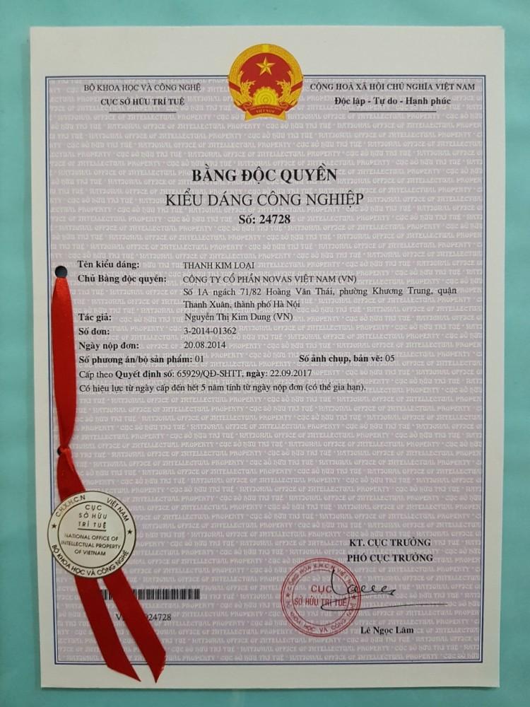 GCN Kiểu dáng công nghiệp 24728